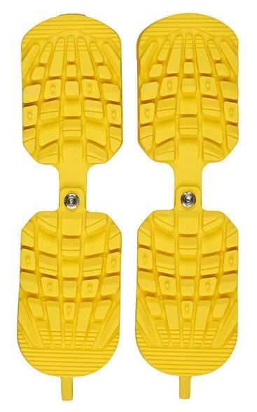 Sidas Ski Boot Traction Walking System Pair, Yellow